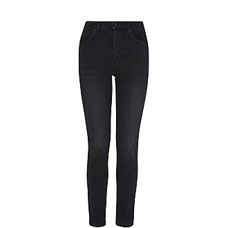 Sculpted Skinny Jeans