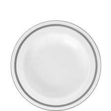 Vera Wang Infinity Rim Soup Plate 23cm