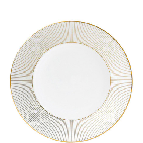 Collection Pin Stripe Plate 27cm, ${color}