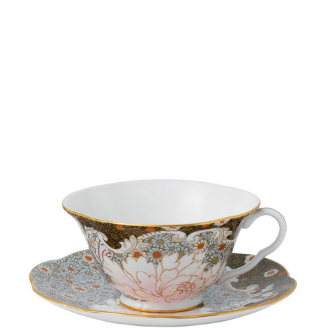 Daisy Tea Story Teacup and Saucer, ${color}