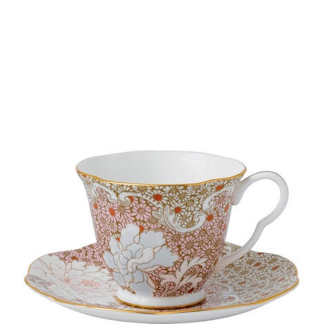 Daisy Tea Story Teacup and Saucer, ${color}