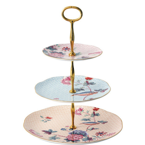 3 Tiered Cake Stand, ${color}