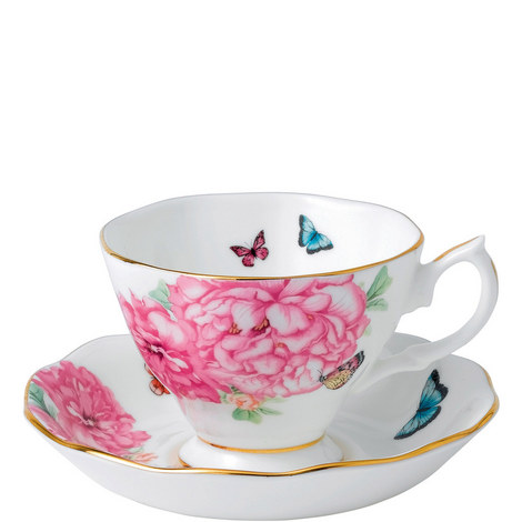 Miranda Kerr Friendship Teacup and Saucer, ${color}