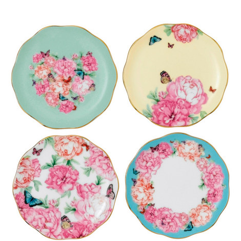 Miranda Kerr 4 Piece Plate Set, ${color}