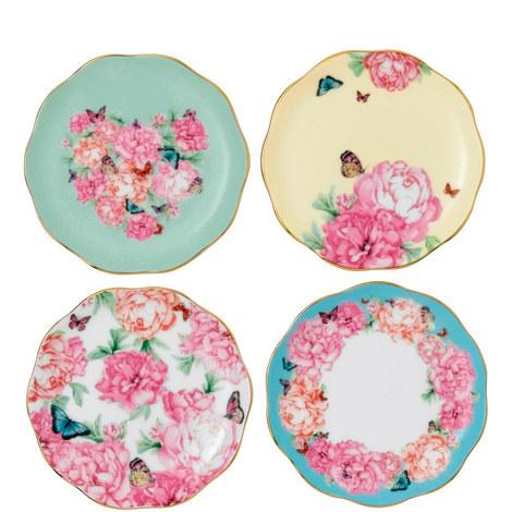 4 Piece Plate Set, ${color}