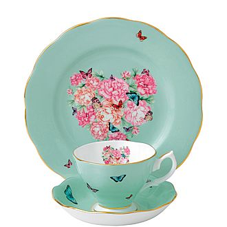 Miranda Kerr Blessings Plate, Teacup and Saucer