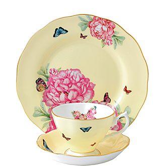 Miranda Kerr Joy Plate, Teacup and Saucer