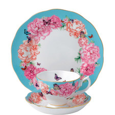 Miranda Kerr Devotion Plate, Teacup and Saucer