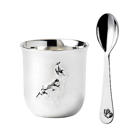 Peter Rabbit Egg Cup and Spoon, ${color}