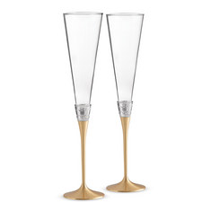 Vera Wang With Love Toasting Flute Set of Two