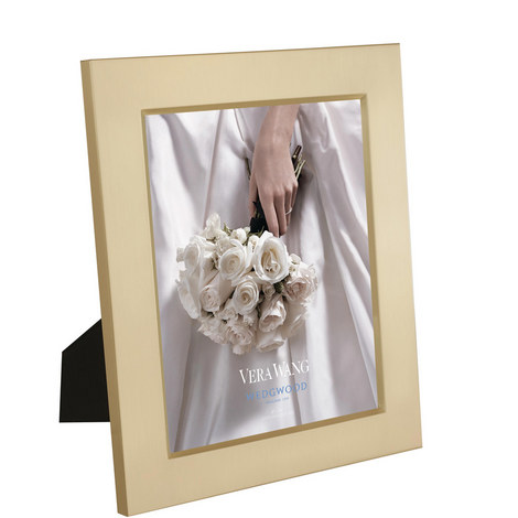 Vera Wang Satin Large Photo Frame, ${color}