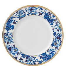 Hibiscus Floral Plate 27cm