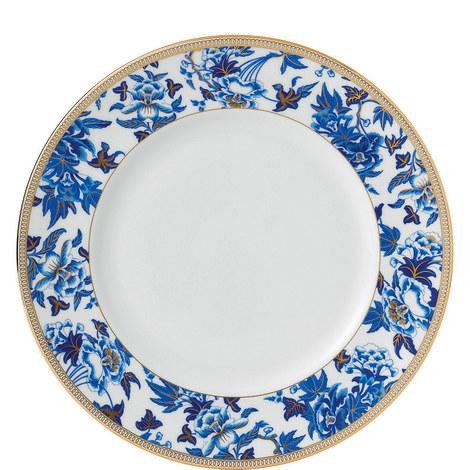 Hibiscus Floral Plate 27cm, ${color}