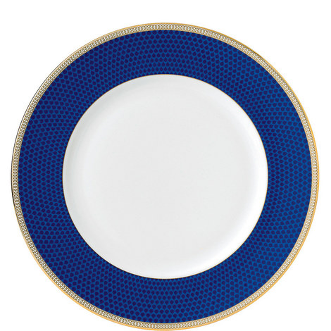 Hibiscus Accent Plate 27cm, ${color}