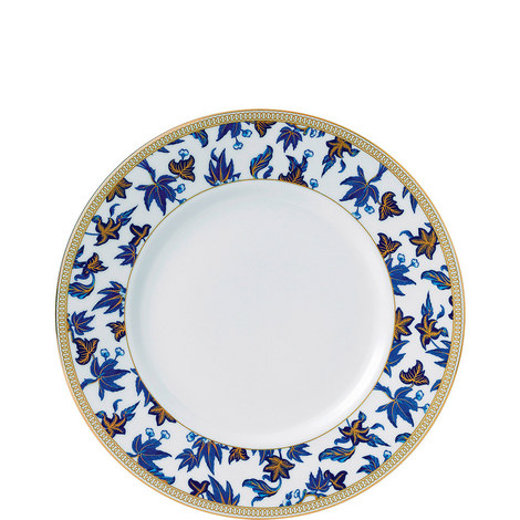 Hibiscus Floral Plate 23cm, ${color}