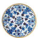 Hibiscus Floral Plate 20cm, ${color}