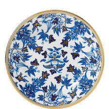 Hibiscus Floral Plate 20cm