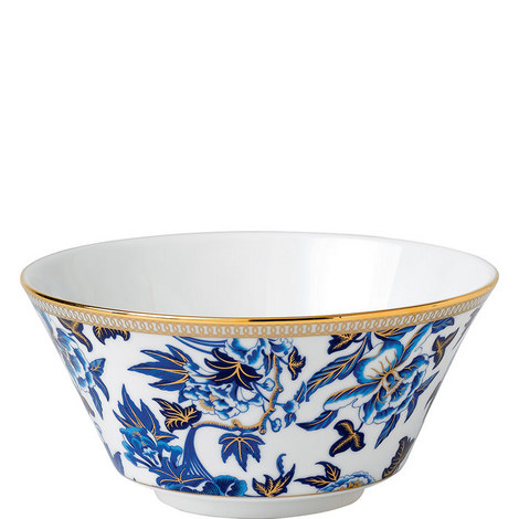 Hibiscus Floral Cereal Bowl 15cm, ${color}