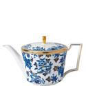 Hibiscus Floral Teapot 1L, ${color}