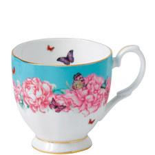 Miranda Kerr Devotion Footed Vintage Mug