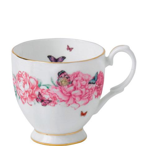 Miranda Kerr Gratitude Footed Vintage Mug, ${color}
