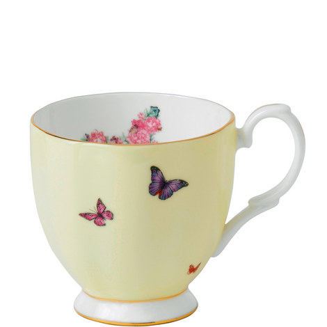 Miranda Kerr Joy Footed Vintage Mug, ${color}