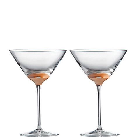2 Arris Martini Glasses, ${color}