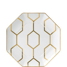 Arris Octagonal Side Plate 23cm