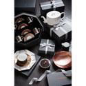 Arris 4 Accent Tea Plates 20cm, ${color}