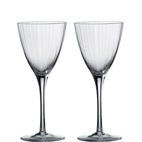 2 Jasper Conran Tisbury Wine Glasses, ${color}