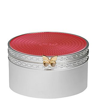 VW With Love Butterfly Treasure Box