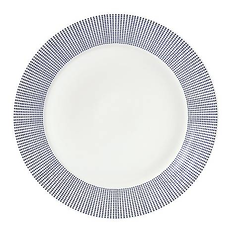 Pacific Dot Dinner Plate 28cm, ${color}