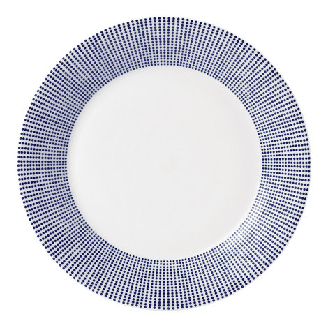 Pacific Dot Side Plate 23cm, ${color}