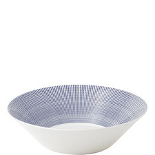 Pacific Dot Serving Bowl 29cm