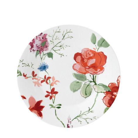 Jasper Conran Floral Plate 23cm, ${color}