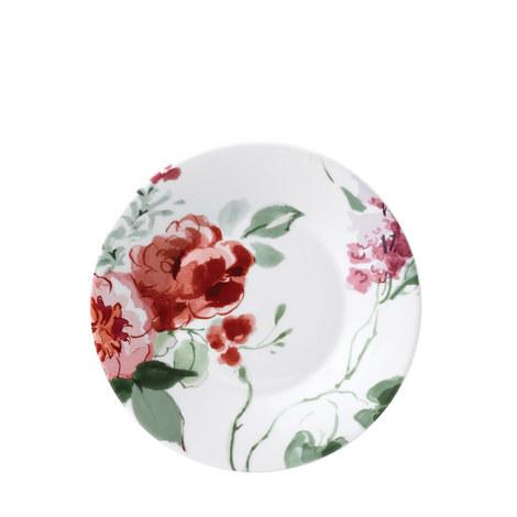 Jasper Conran Floral Plate 18cm, ${color}