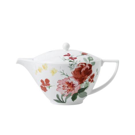 Jasper Conran Floral Teapot 1.2L, ${color}