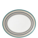 Vibrance Oval Platter 33cm, ${color}