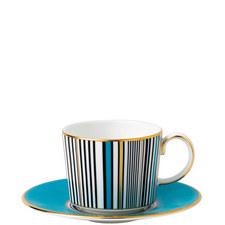 Vibrance Espresso Cup & Saucer