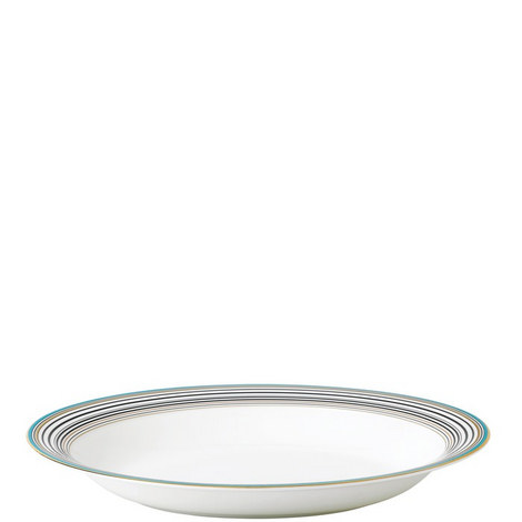 Vibrance Oval Server 34cm, ${color}