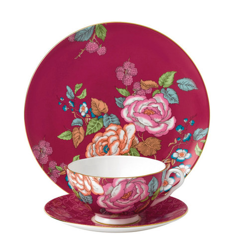 Tea Garden Raspberry 3 Pieces, ${color}