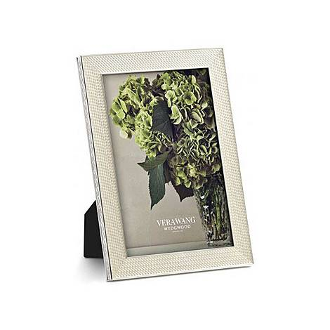 Vera Wang Pearl Frame 4 x 6, ${color}