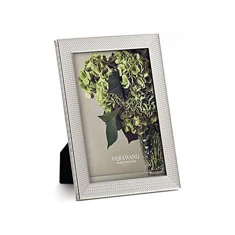 Vera Wang Silver Frame 4 x 6, ${color}