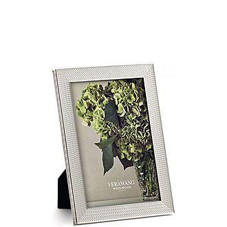 Vera Wang Silver Frame 4 x 6