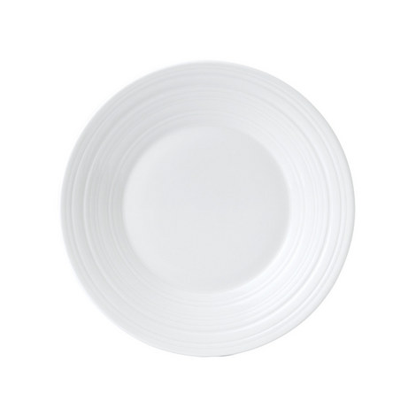 Jasper Conran Strata Plate 20cm, ${color}