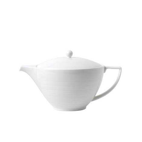 Jasper Conran Strata Teapot, ${color}