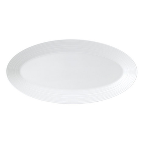 Jasper Conran Strata Serving Platter 39cm, ${color}