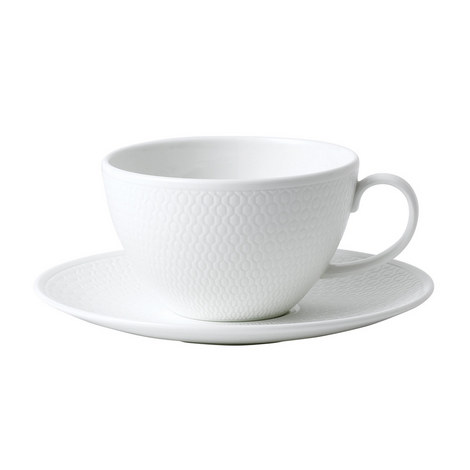 Gio Teacup and Saucer, ${color}