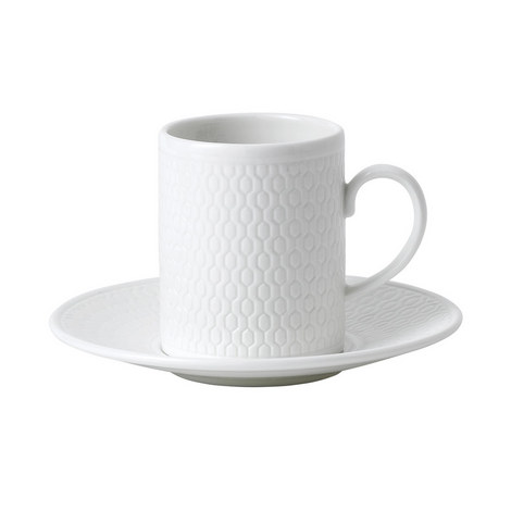 Gio Espresso Cup and Saucer, ${color}