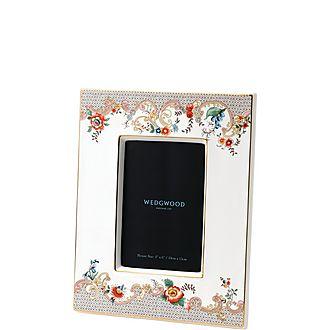 Wonderlust Rococo Flowers Frame 6x4